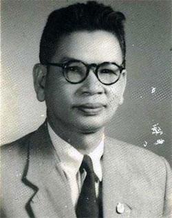 Giáo sư viện sĩ Trần Huy Liệu, người con ưu tú của quê hương Kim Thái